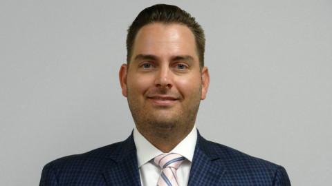 Headshot of Eric R. Gustafson