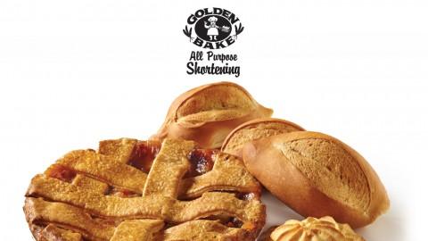 Food Made with Golden Bake Shortening