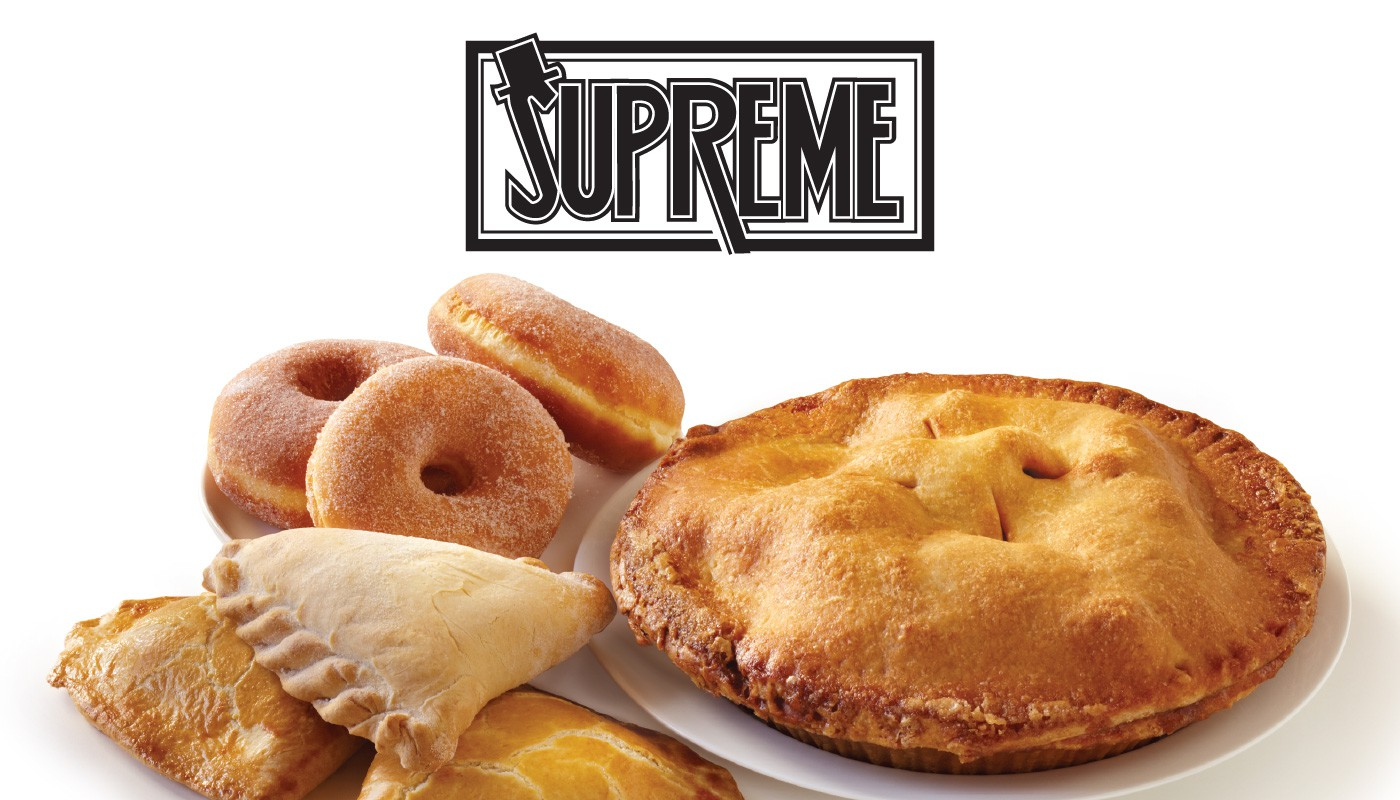 Food Made with Supreme Shortening
