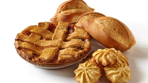Whole Pie and Other Baked Goods